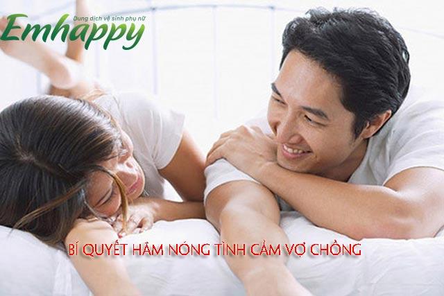 10 tuyệt chiêu hâm nóng tình cảm vợ chồng chị em nên biết