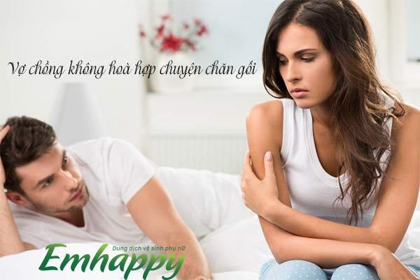 Vợ chồng không hoà hợp chuyện chăn gối và nghệ thuật giữ lửa hôn nhân
