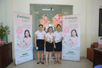 Emhappy – Lan tỏa hạnh phúc tới hàng nghìn phụ nữ tại Huế
