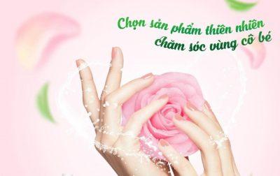 """04 tiêu chí giảm """"khô rát"""" trong một sản phẩm dung dịch vệ sinh phụ nữ"""