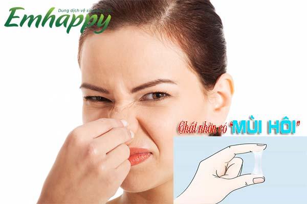Chất nhờn của phụ nữ có mùi hôi nguyên nhân và 8 cách điều trị