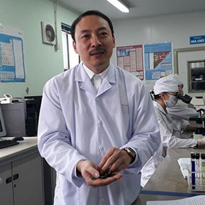 Tiến sĩ dược học: Hoàng Minh Châu – Tổng giám đốc Công ty cổ phần Nam Dược