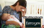 Rối loạn kinh nguyệt sau sinh và những điều cần biết