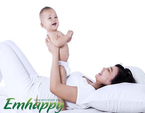 Cách để cải thiện tình trạng rối loạn kinh nguyệt sau sinh cho mẹ bỉm sữa